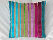 Designers Guild Velvet Fabric Moyka Turquoise  Cushion Cover