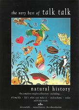 TALK TALK Natural History UK magazine ADVERT/Poster/clipping 11x8 inches