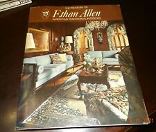1974 Vintage Ethan Allen Treasury of American Traditional Interiors Catalog