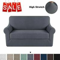 1-4 seat Super Stretch Sofa Slip Covers Couch Cover Lounge Sofa Slipcovers