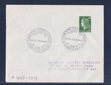 ec70/ Enveloppe  chasse et pèche  Sologne  Nouan le Fuzelier      1970