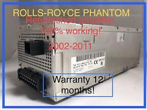 Rolls-Royce Phantom Amplifier 2002-2011 Refurbished! 12m Warranty!