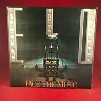 ELECTRIC LIGHT ORCHESTRA Face The Music UK Vinyl LP EXCELLENT CONDITION ELO   B