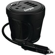 ENERGIZER EN180 12-Volt Cup-Holder Power Inverter (180 Watts)