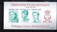 PRINCESS GRACE KELLY Souvenir Sheet - Monaco #2367 (green) MNH -E20