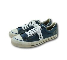 Vintage 1970's CONVERSE 'The Winner' USA Blue Canvas Athletic Sneakers Shoes 9.5