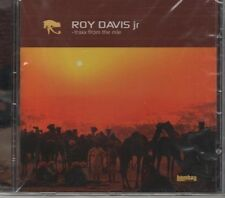 ROY DAVIS JR Traxx from the Nile  CD ALBUM  NEW - STILL SEALED