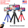 Flexible Tripod Octopus Bluetooth Remote Universal for Iphone Samsung Phone