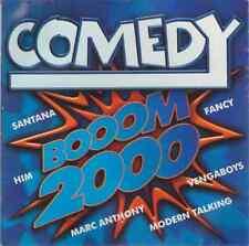 Booom 2000 - Comedy. [2 CD], gebraucht (0153)