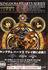 KINGDOM HEARTS: SERIES ULTIMANIA ALPHA TPB (JAPANESE) (2005 Series) #1 Very Fine