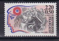 France année 1989 Personnage célèbre Révolution Sieyès N°2564** réf 6664
