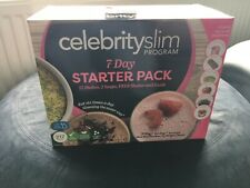 Celebrity Slim Starter Pack. Weight Loss Management and Dieting