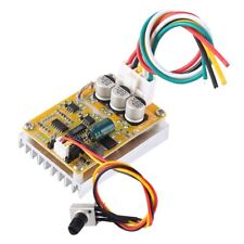 High Power DC Brushless Motor Driver Board Motor Controller PWM Adjustable Speed