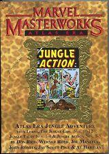 Marvel Masterworks Atlas Era Jungle Adventure 159 HC Variant 2011 NM 10-12  900