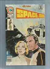 CHARLTON COMICS;  SPACE: 1999  #1 NICE LOOKING BOOK ORIGIN MOONBASE ALPHA!!!!!