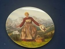 """1986 Knowles """"The Sound Of Music"""" Collector's Plate. 1st in Series"""
