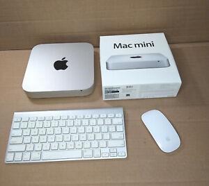 Mac Mini late 2012 - 2.5 GHz 16 GB RAM 128GB SSD 1TB HDD - Magic Keyboard, mouse