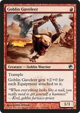 4x Goblin del Martelletto - Goblin Gaveleer MTG SoM Ita