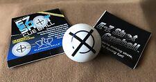 EZ Shot Cue Ball Training Pool Balls Training Ball E-Z Shot from McDermott