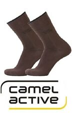 Camel Active - Business Socken - 6 Paar -  braun - Größe 43/46