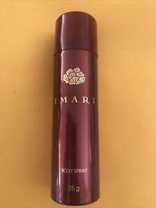 Avon IMARI Body Spray + 2 FREE Avon Samples!