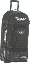 2019 Fly Racing Ogio 9800 Black/White Roller Bag - MX ATV Off-Road Luggage Fly