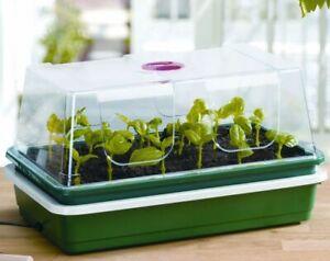 Garland One Top Electric Windowsill Plant Seed Propagator - 10W