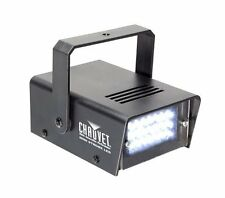 NEW! Super Bright Mini Strobe Light w/ 35 Watt Power DJ, Party, Raves, Club