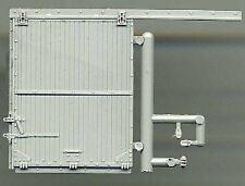 GRANDT LINE HO 1/87 SCALE STANDRD BOX CAR DOOR CAMEL HRDWRE (2) | BN | 5207