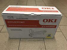 Tamburo OKI C711 GIALLO 44318505 originale (NO compatibile)- Original new