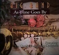 BIG BAND - AS TIME GOES BY COMPLETE CD / FEATURING THE DAVID HUMPHREYS ORCHESTRA