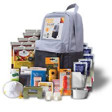 Solar Backpack + 5 Day Survival Kit