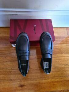 Brand New Unused Salvatore Ferragamo Mens Shoes With Box