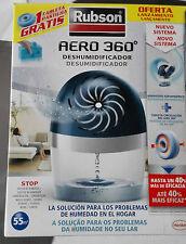 CONSIGUELO GRATIS (LEER )DESHUMIFICADOR AERO 360º + PASTILLA RECARGA 450 GRS .