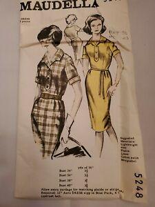 1950 Maudella 5248 Unused Factory Folded