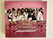 Girls' Generation SNSD - The 1st Asia Tour : Into The New World 2CD + Booklet