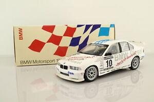 Minichamps; BMW 320D Racing Car; 1998 24h Nurburgring, Team BMW; Very Good Boxed