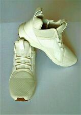 Puma Enzo Women's Premium Mesh Training Sneaker Running Shoe Cream Size 7.5