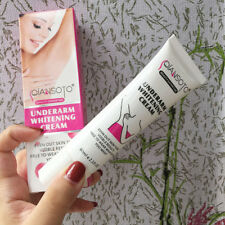 Body Whitening Cream for Sensitive Areas Between Armpit Legs Knees Private Parts