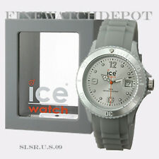 Authentic Ice Sili Silver Unisex Watch SI.SR.U.S.09