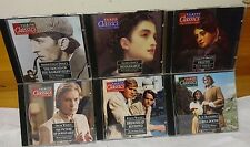 Talking Classic CD's by Orbis (Select any 1 out of those available)