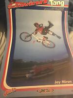 Schwinn Tang Bicycle Stunt Team Poster