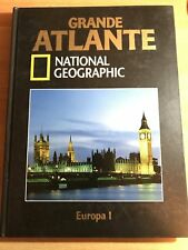 AA.VV. - GRANDE ATLANTE NATIONAL GEOGRAPHIC - EUROPA 1