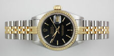 Rolex Datejust Stainless Steel Strap Adult Wristwatches