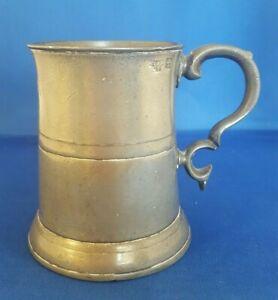 Pewter mug / tankard