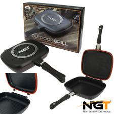 NGT Bankside Outdoor Cooking Toastie/Sandwich Toaster