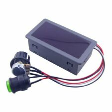 DC6-30V 12V 24V Max 8A Motor PWM Speed Controller With Digital Display Switch Qh