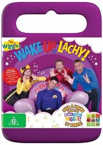 THE WIGGLES Wake Up Lachy! DVD Region 4 - NEW+SEALED