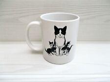 mug chat FELIX / cat
