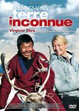 RENDEZ-VOUS EN TERRE INCONNUE : VIRGINIE EFIRA - DVD NEUF SOUS CELLO